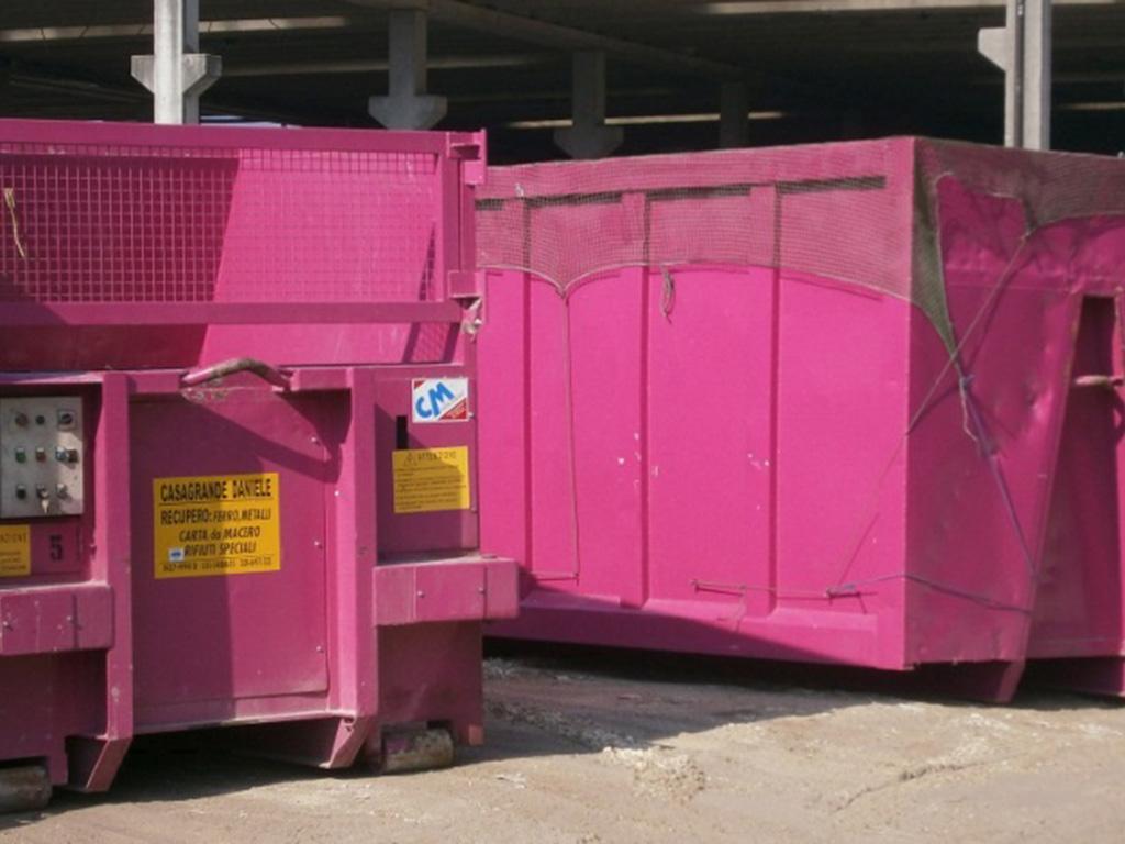 noleggio cassoni per rifiuti belluno