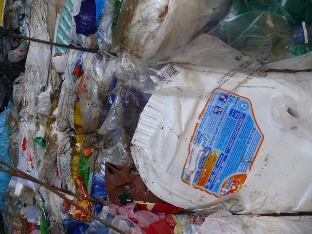 riciclaggio plastica industriale Belluno